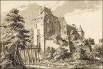 Kasteel Bronckhorst in 1743