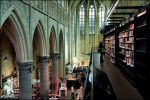 Boekhandel Dominicanen in Maastricht