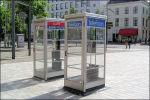 Telefooncellen in Den Haag