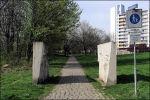 Monument bij Aureliushof in Maastricht
