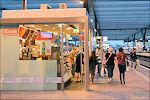 Kiosk Station Rotterdam