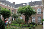 't Hooftshofje in Den Haag