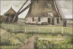 Laakmolen in Den Haag